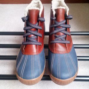 TIMBERLAND Women Shearling Waterproof Boot NEW